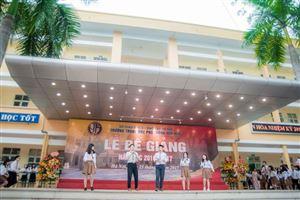 Lễ bế giảng năm học 2016 - 2017