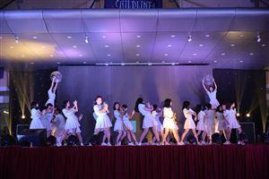 Tài năng muôn màu của Teen Yên Hòa trong đêm hội AMOY
