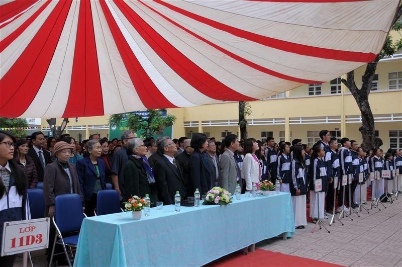 Lễ kỷ niệm 35 năm ngày nhà giáo Việt Nam14