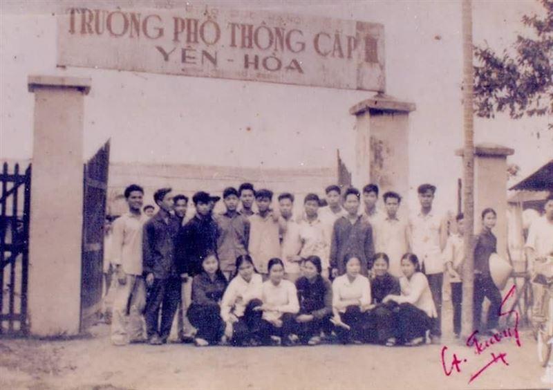 Cựu học sinh Yên Hòa khóa 61 - 64