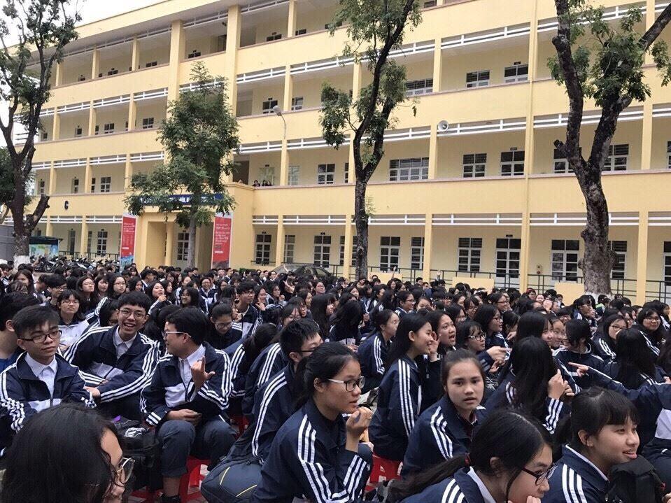 Tuyển Sinh năm học 2017 - 2018