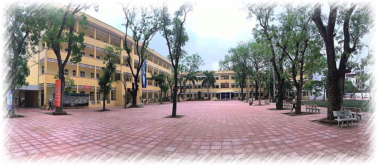 Chào mừng đến với trường THPT Yên Hòa
